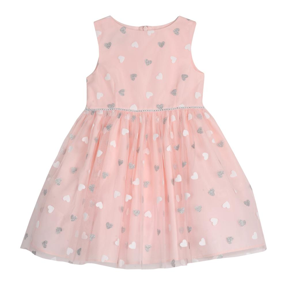 Dress - Sandrine Heart Dress