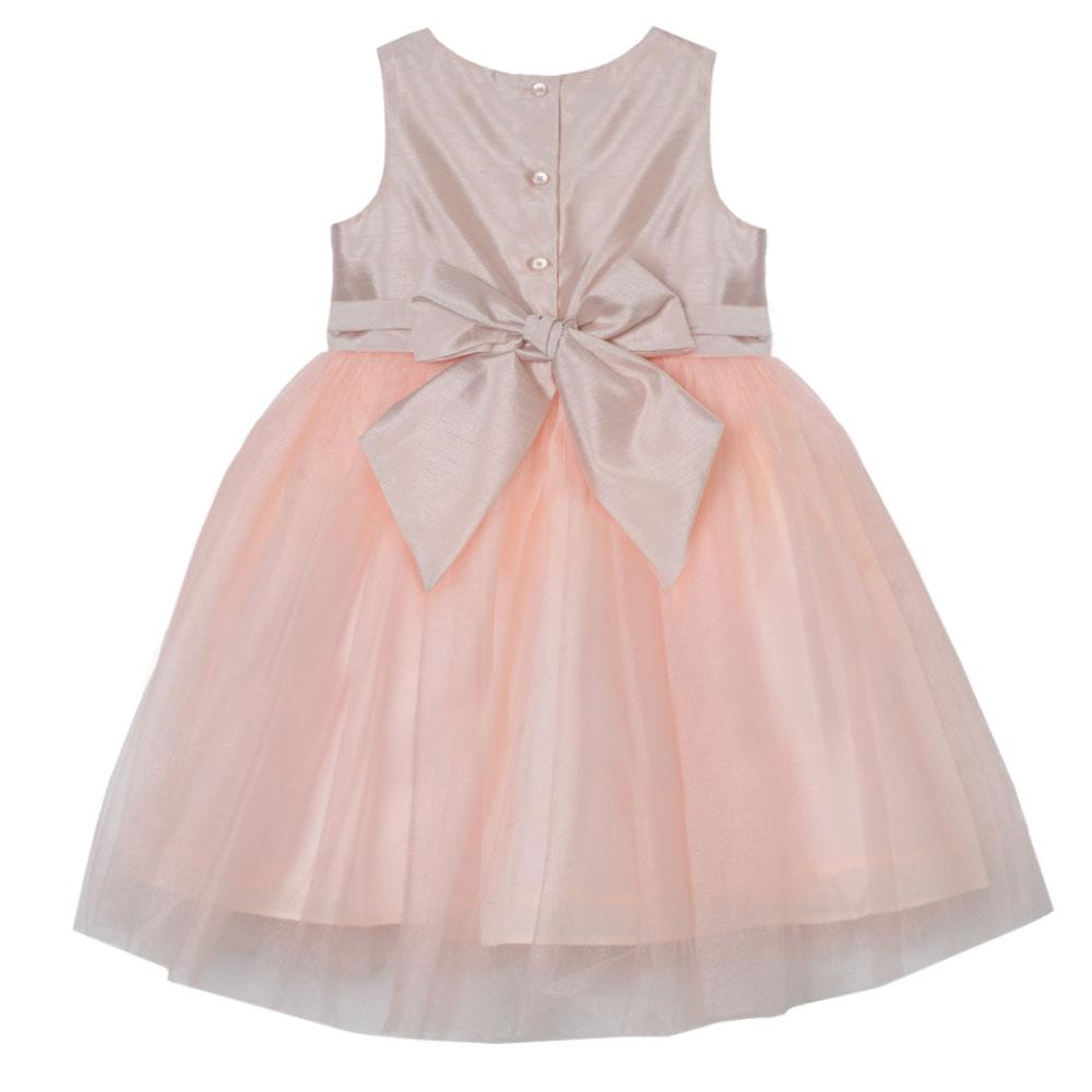 Dress - Saraphina Peach Ballerina Dress