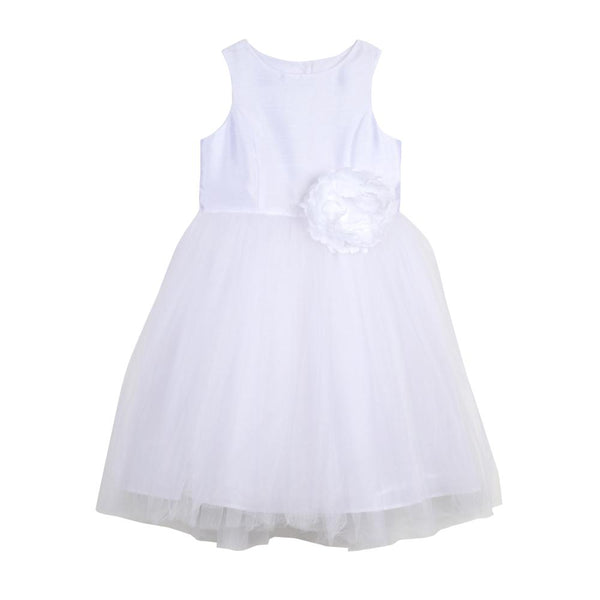 Dress - Seraphina White Ballerina Dress