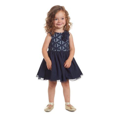 Tabitha Navy Dress