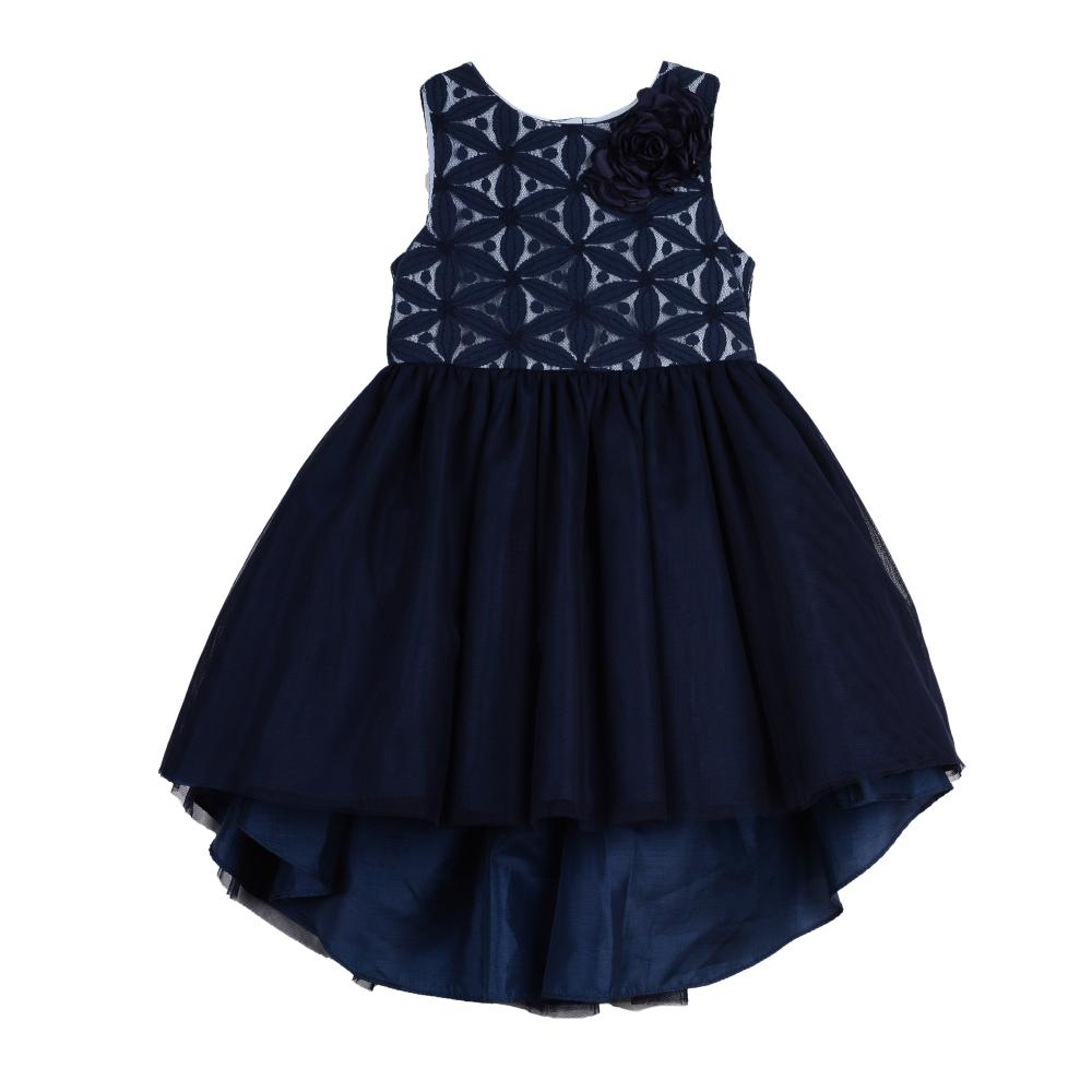Dress - Tabitha Navy Dress