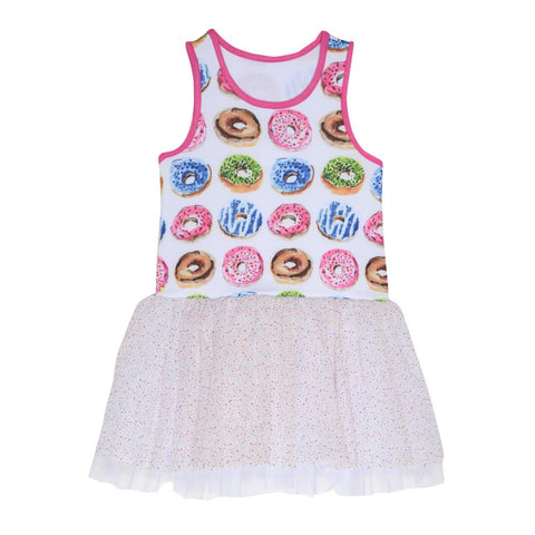 Tammy Donuts Tutu Dress
