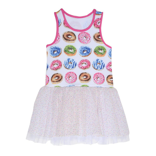 Dress - Tammy Donuts Tutu Dress