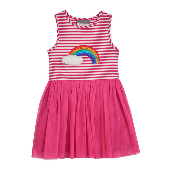 Dress - Tammy Rainbow Tutu Dress
