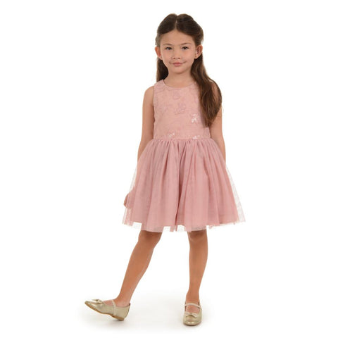 Tanya Sequin Tutu Dress