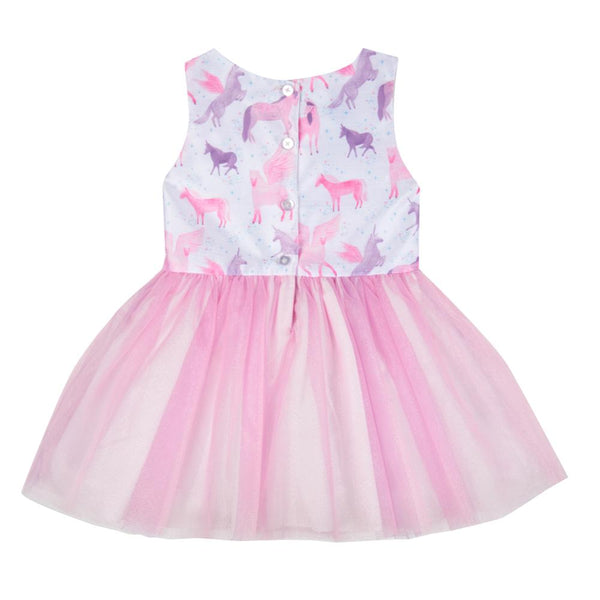 Dress - Toni Unicorn Tutu Dress