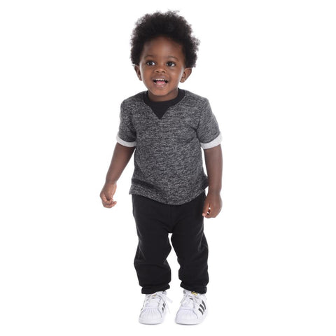 Little Brother Kaiden Sweatshirt Set