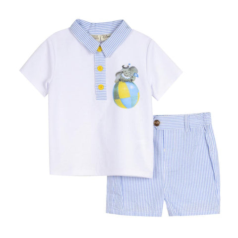 Disney X Little Brother Dumbo Short Set