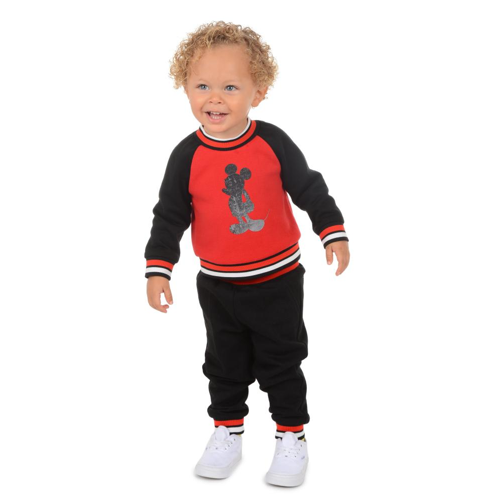 Outfit - Disney X Little Brother Mickey Jogger Set