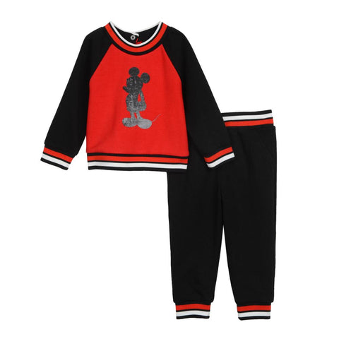 Disney X Little Brother Mickey Jogger Set
