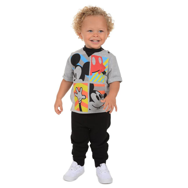 Outfit - Disney X Little Brother Mickey Set