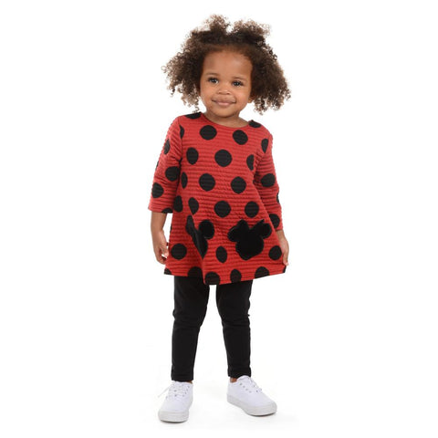 Disney X Pippa & Julie Mickey and Minnie Polka Dot Set