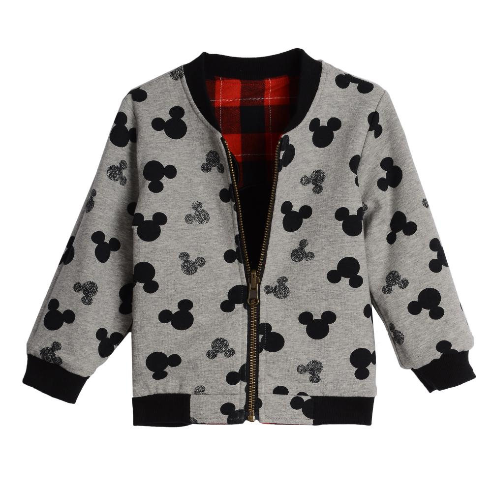 Outfit - Disney X Pippa & Julie Mickey Reversible Bomber Set