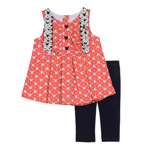 Disney X Pippa & Julie Mickey Ruffle Set