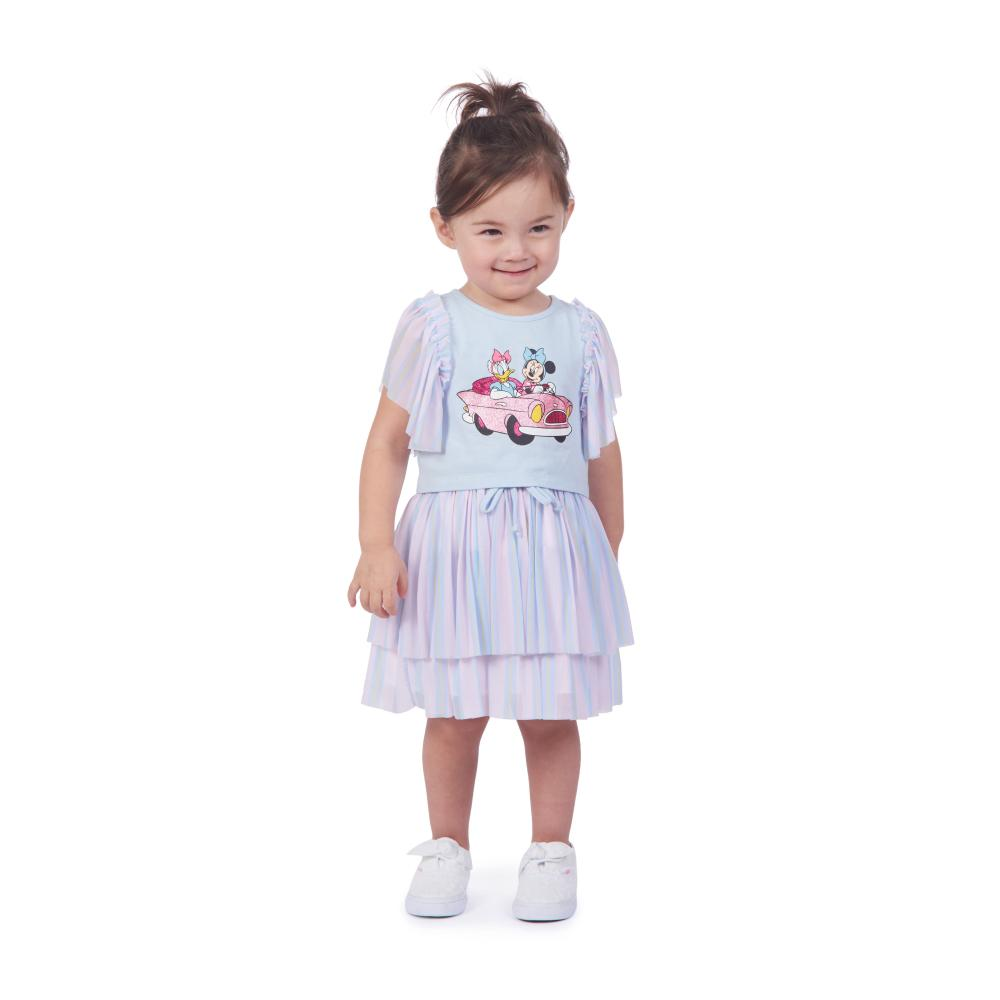 Outfit - Disney X Pippa & Julie Minnie And Daisy Skirt Set