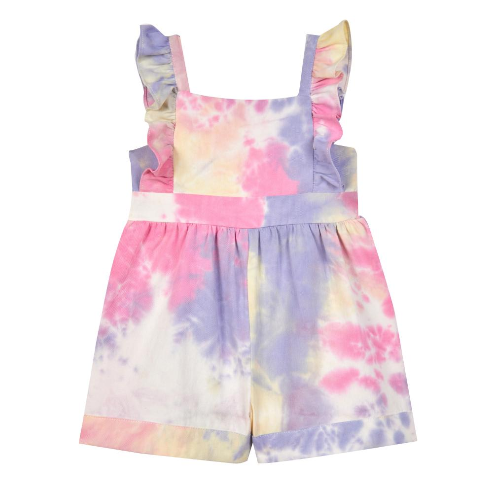 Outfit - Dorothy Tie Dye Romper