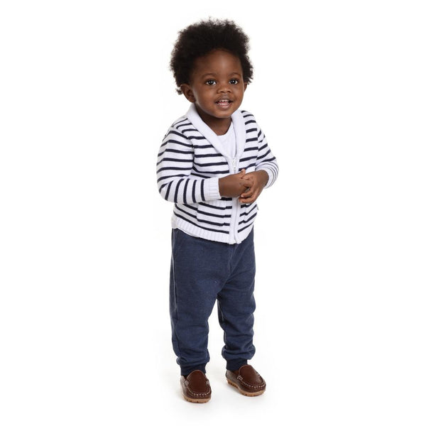 Outfit - Little Brother Adam Sweater Set