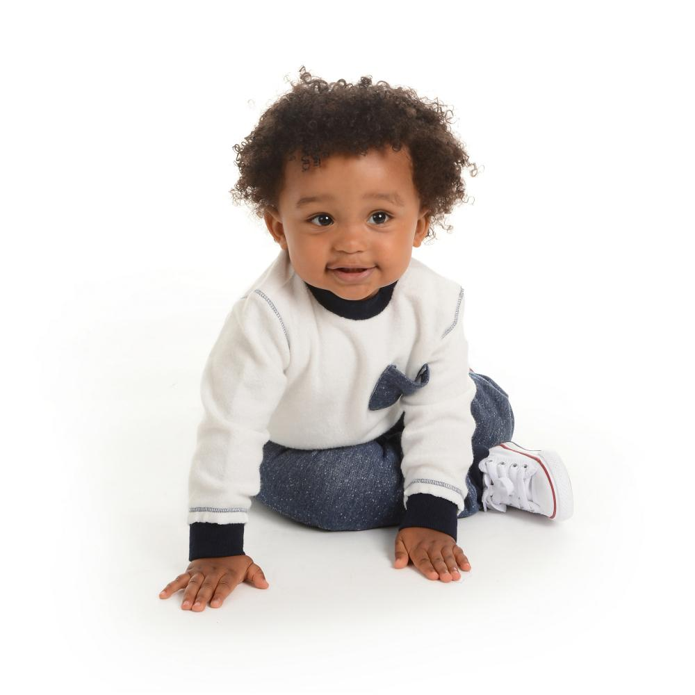 Outfit - Little Brother Dylan Fleece And Jogger Set