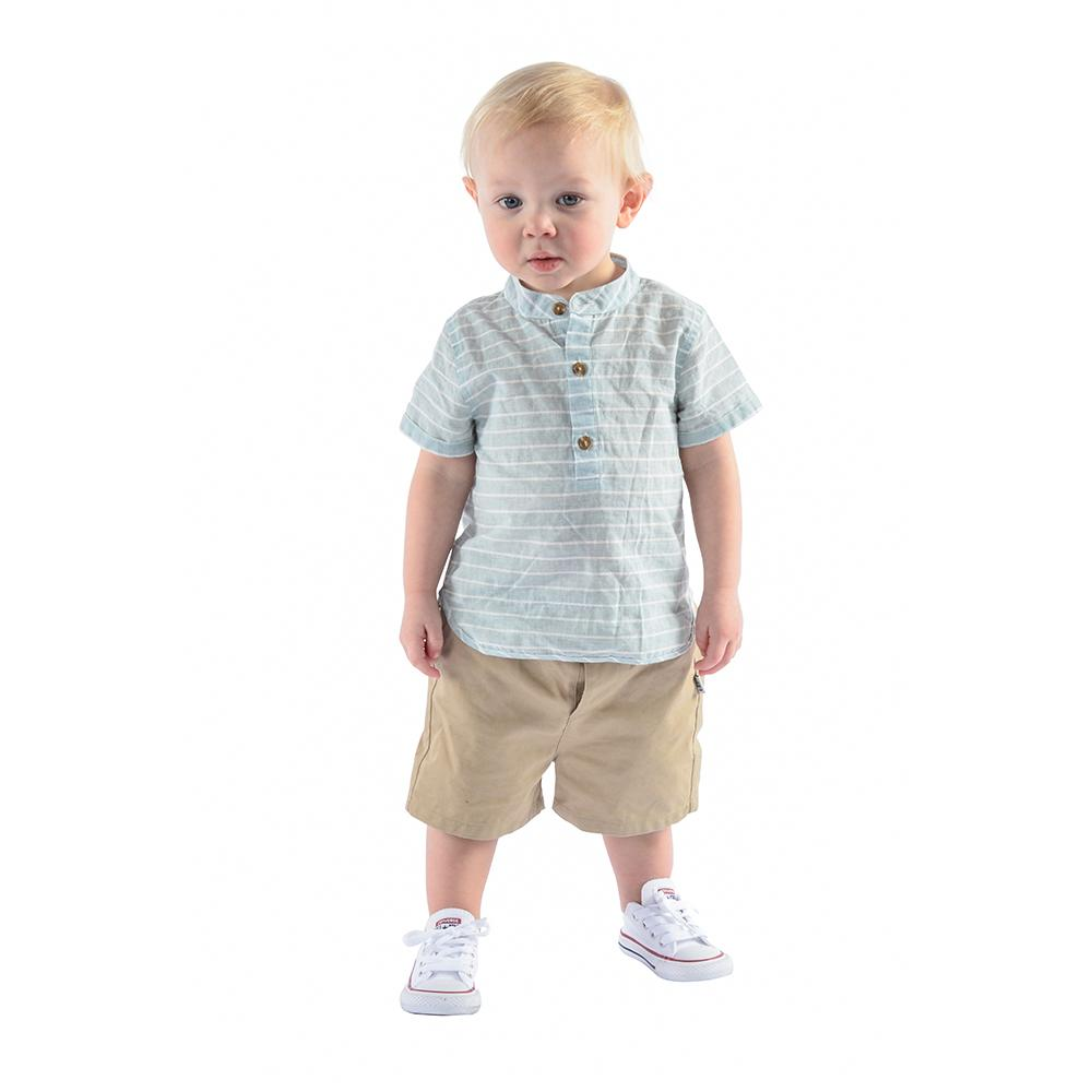 Outfit - Little Brother George Short Set