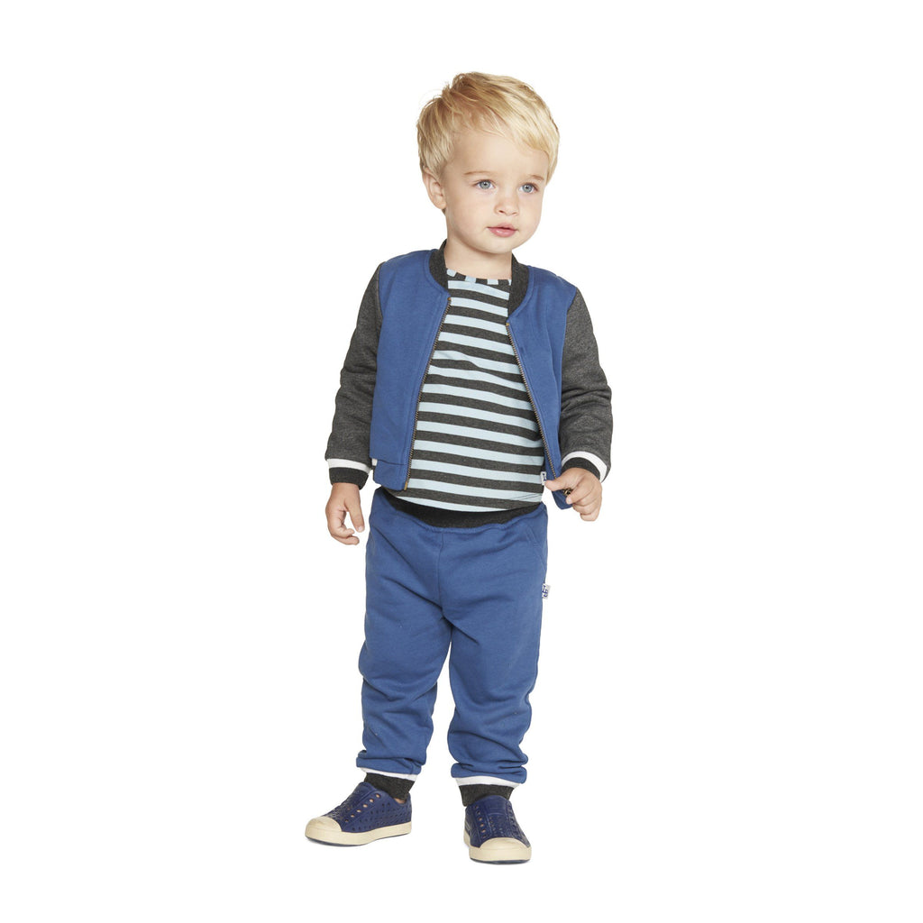 Outfit - Little Brother Hudson Blue Set