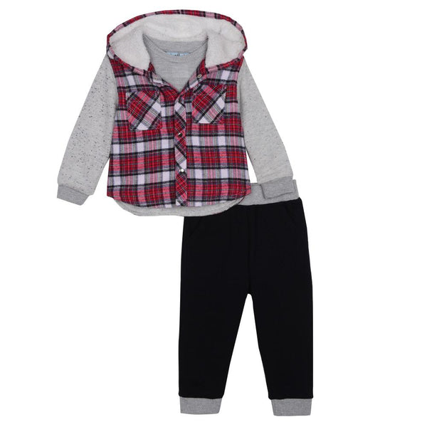 Outfit - Little Brother Ivan Sweatshirt Set