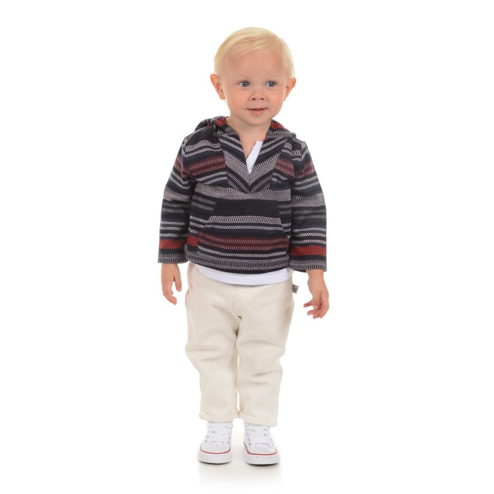 Outfit - Little Brother Jay Sweater Set