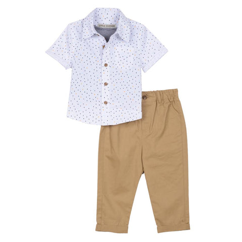 Little Brother Keola 3-Piece Set