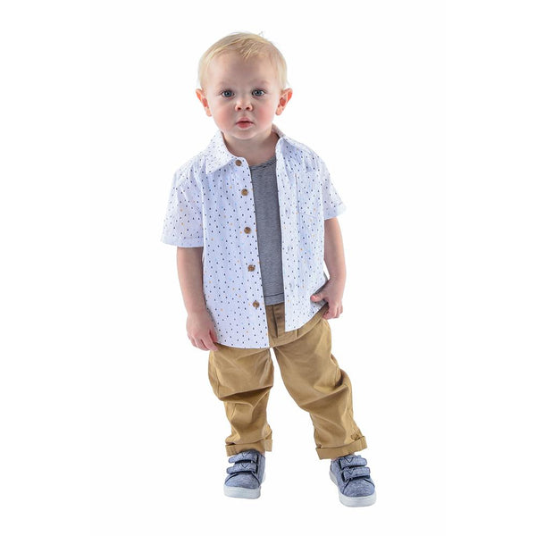 Outfit - Little Brother Keola 3-Piece Set