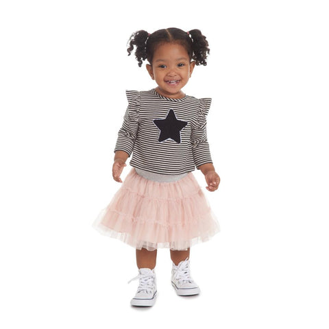 Rylee Star Tutu Skirt Set