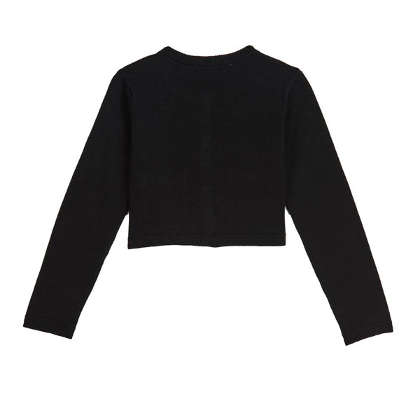 Separate - Kimmy Black Bow Pocket Cardigan