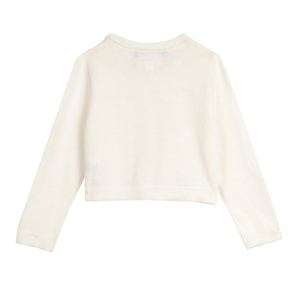 Separate - Kimmy Ivory Bow Pocket Cardigan