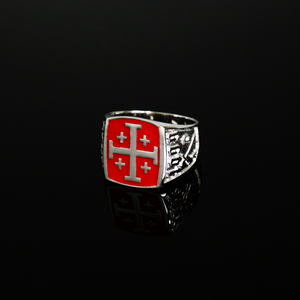Knight of Holy Sepulchre Ring