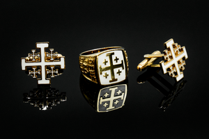 Jerusalem Cross Package