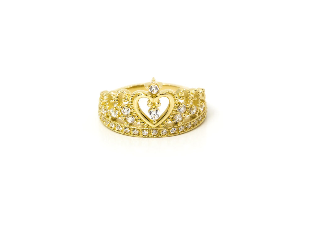 Quincenera Gold Ring