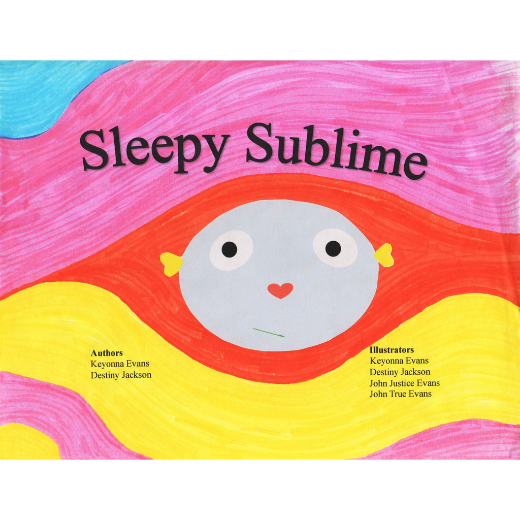 Sleepy Sublime Book