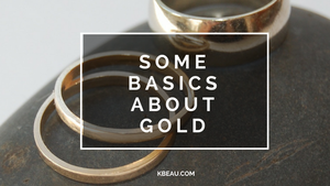 some basics about gold