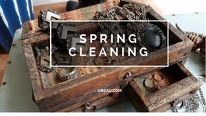 Spring Cleaning Your Jewelry Box