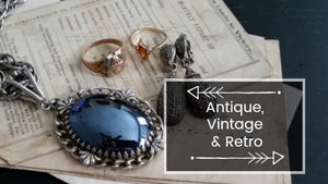 Antique, vintage and retro: what's the difference KBeau blog