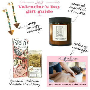 Valentine's Day Gift Guide Shop Local Austin