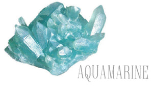 raw gemstone aquamarine kbeau jewelry