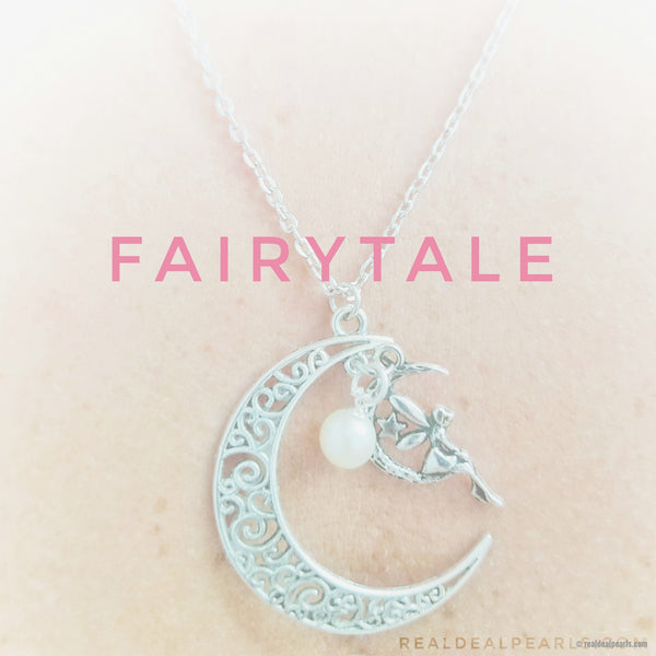 FairyTale Pendant | 1 Oyster Opening