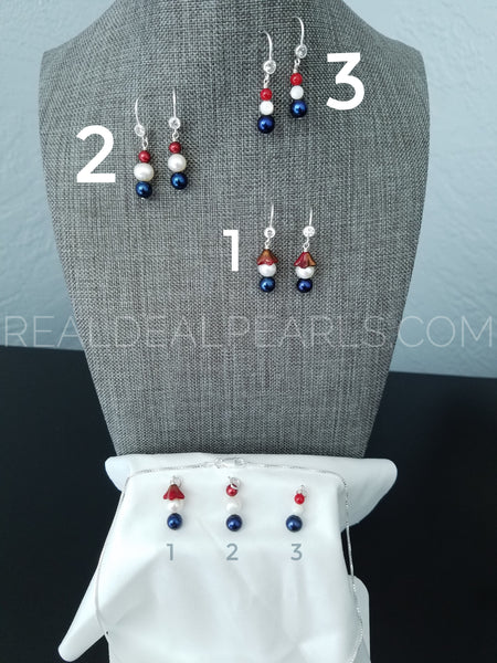 Patriotic Pearl Stacks