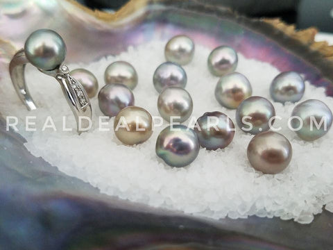 Loose Cultured Cortez Pearl