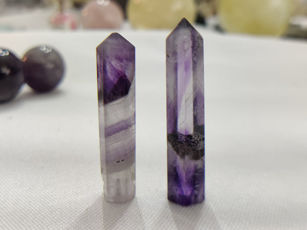 Mini Amethyst Tower