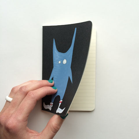 Floppy Socks Notebook