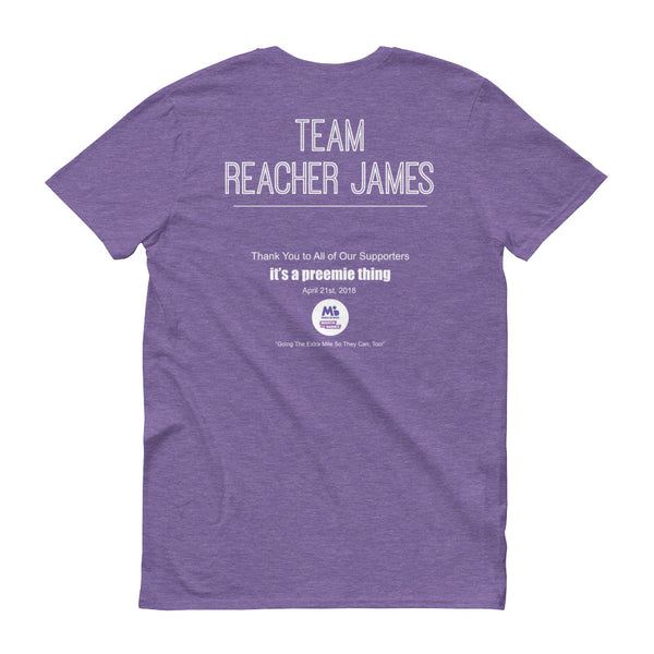 Team Reacher James Tee
