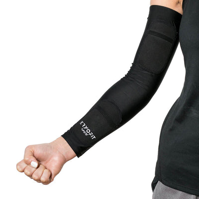 Cold Compression Full Sleeves With Freeze Pack Inserts