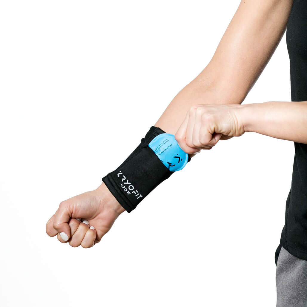 Forearm Cooling Compression Sleeves / PAIR