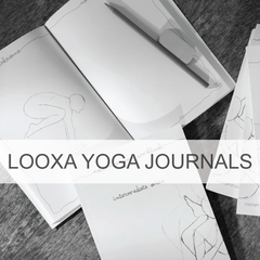 Looxa Yoga Workboks & Journals