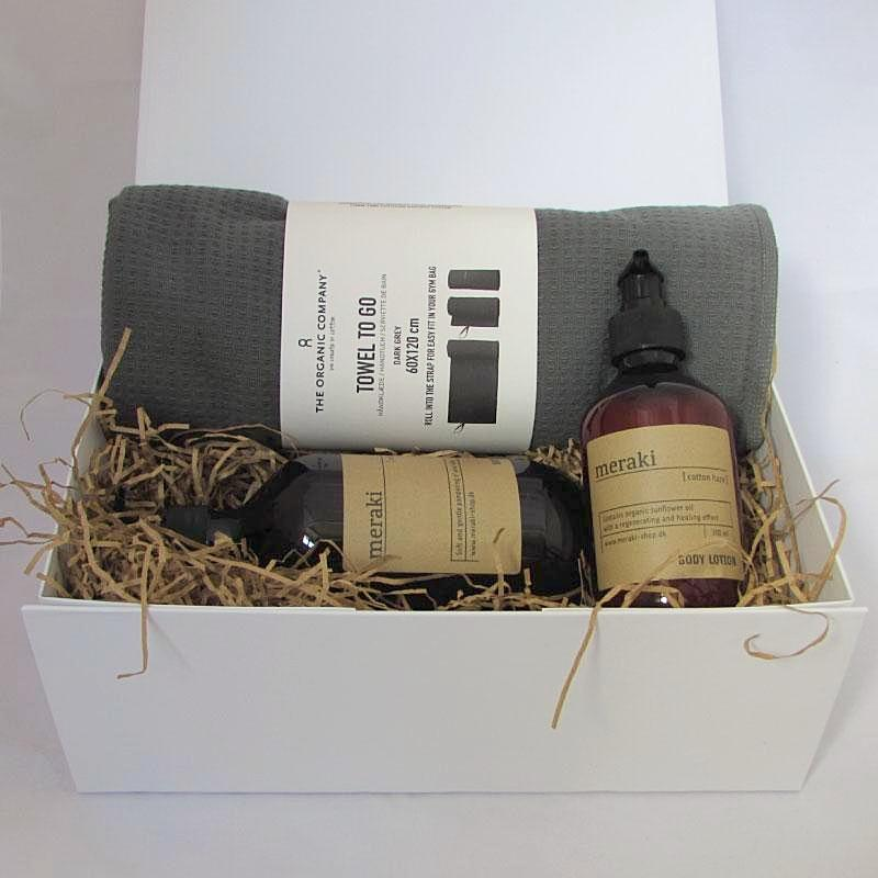 Ethical Christmas Gift Box 'Happy Me Time'